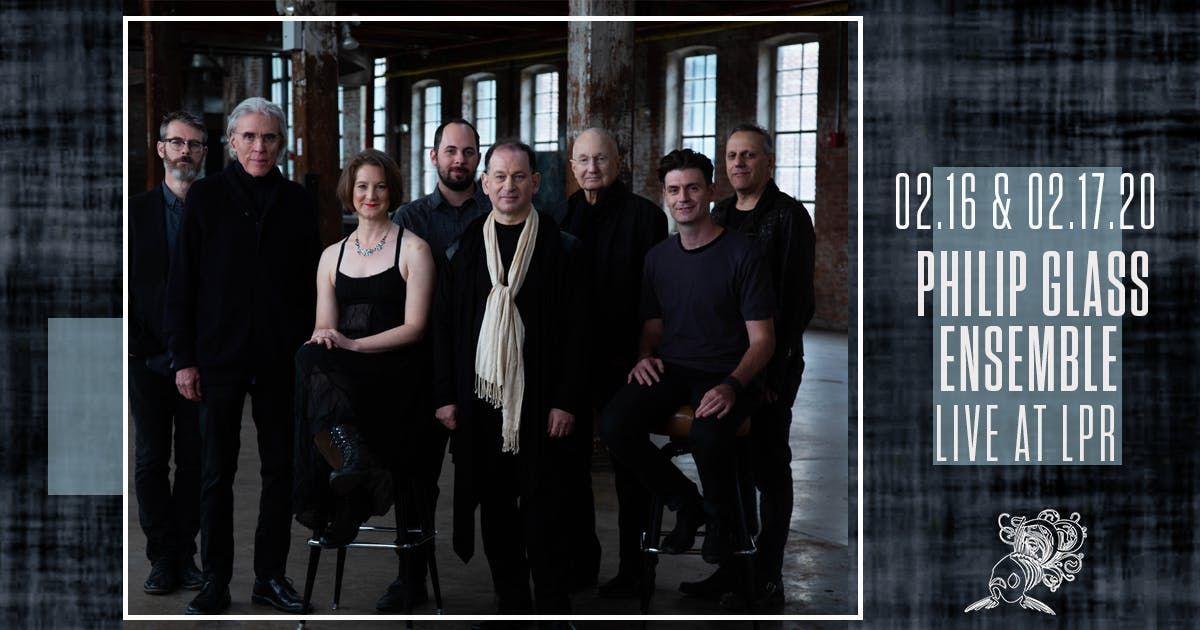 Philip Glass Ensemble performs Music in Twelve Parts  (Parts 4 5 & 6)