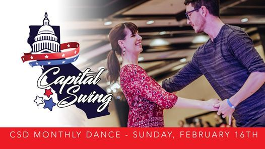Sunday Night Dance with CSD Club at Capital Swing Convention