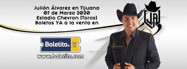 Julin lvarez En Tijuana 2020