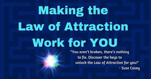 Red Deer Complimentary Making The Law Of Attraction Work For You