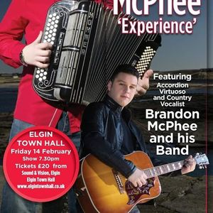The Brandon McPhee Experience