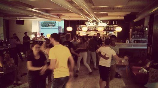 Park Haus Lindy Wurm Swing Tanz Abend