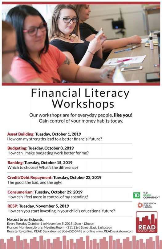 Financial Literacy Workshop - Credit and Debt Repayment