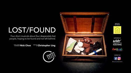 LostFound Malaysian Premiere in Kuching