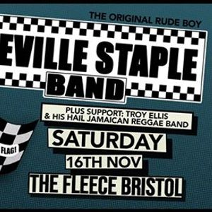 Neville Staple  Troy Ellis & His Hail Jamaican Reggae Band at The Fleece