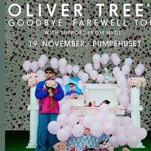 Oliver Tree (US) - Pumpehuset