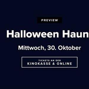 Halloween Preview Halloween Haunt