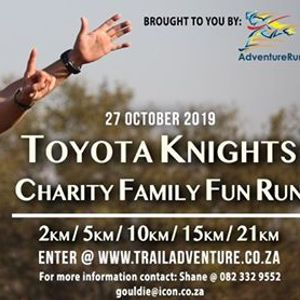Toyota Knights Charity Family Fun Run