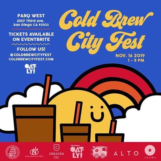 Cold Brew City Fest 2019