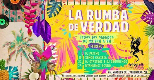 La Rumba de Verdad feat. Dj GypsyBox & Dj Grounchoo