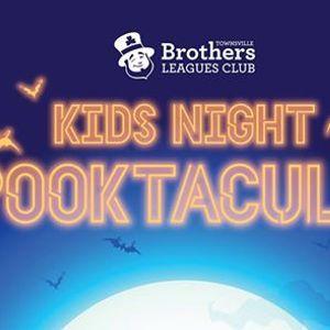 Halloween Kids Night Spooktacular