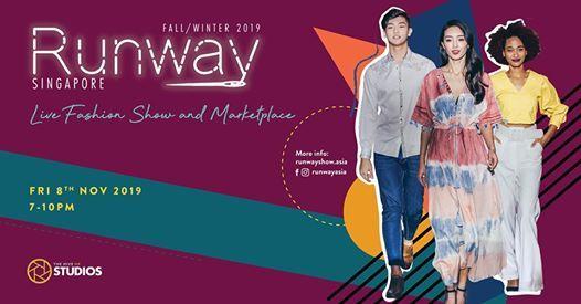 Runway 2019  Live Fashion Show & Marketplace