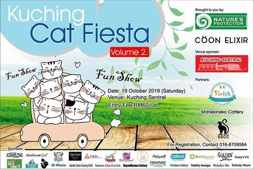 Kuching Cat Fiesta Volume 2