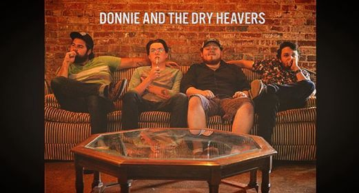 Donnie and the Dry Heavers LIVE at Mad Anthonys