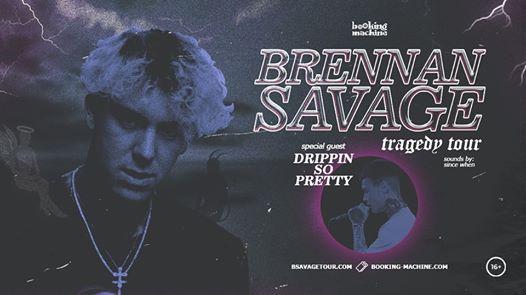 Brennan Savage in Prague