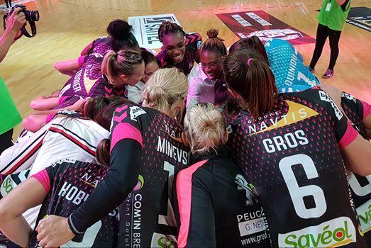 Brest BH - Gyor (Tour principal - Ligue des Champions)
