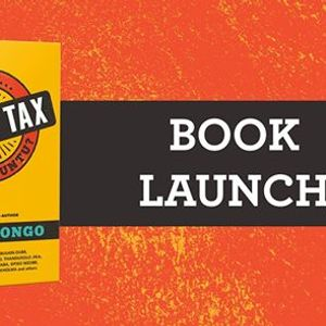 Book launch Black Tax edited by Niq Mhlongo  Melville
