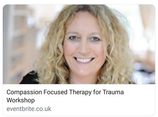 Compassion Focused Therapy for Trauma Workshop with Dr. Lee