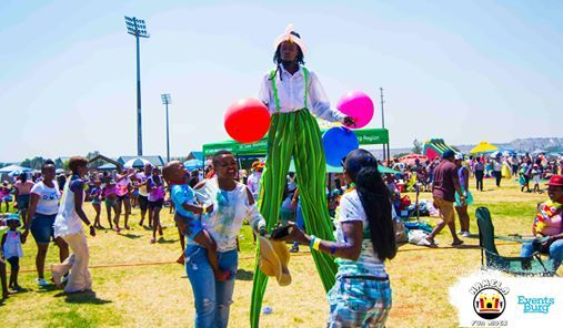 Pretoria Zoo Kids Carnival