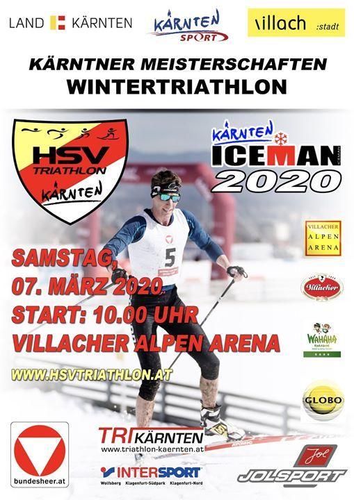 Krnten ICEMAN Wintertriathlon 2020