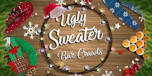 4th Annual Ugly Sweater Crawl Columbus