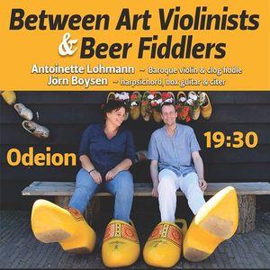 Between Art Violinists & Beer Fiddlers