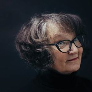 Monika Fagerholm p Akademens Trffpunkt