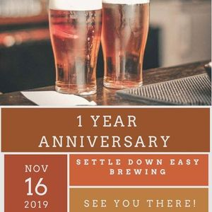 1 Year Anniversery PARTY