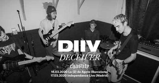 DIIV en Barcelona