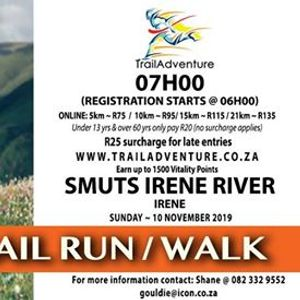 TrailAdventure Smuts Trail RunWalk
