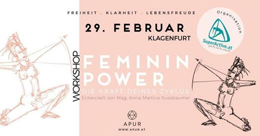 Feminin Power Workshop