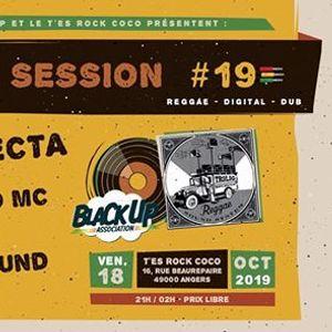 Black Up Session 19  Tr3lig Selecta & Black Up Sound
