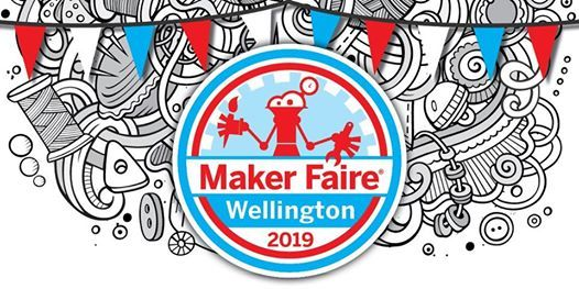 Maker Faire Wellington 2019