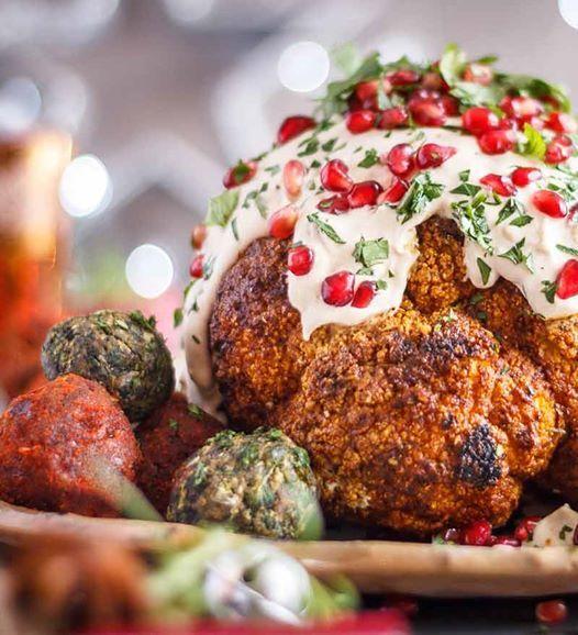 Vegan Christmas Dinner