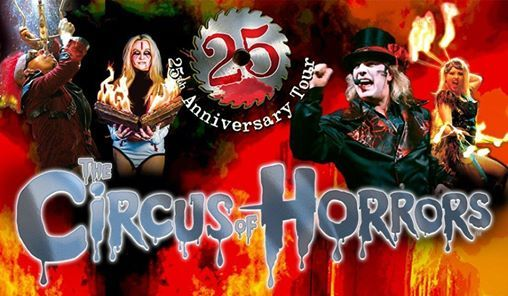 The Circus Of Horrors - Blackpool Pleasure Beach