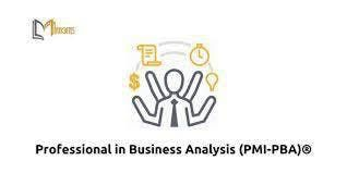 Professional in Business Analysis (PMI-PBA) 4 Days Training in Eindhoven