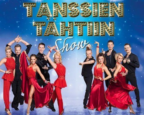 Tanssien Thtiin show