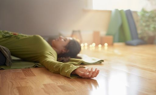 Restorative Yoga Deep Exploration of Support