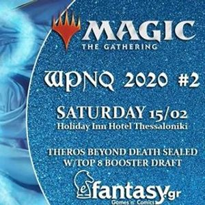 WPNQ Players Tour 2020 2 in Thessaloniki