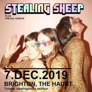 Stealing Sheep live at Chalk - Brighton
