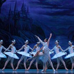 Russian Classical Ballet Het Zwanenmeer - KAF