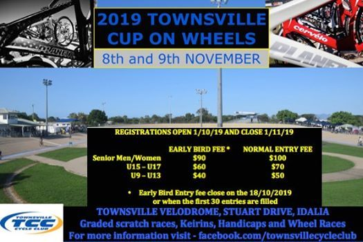 2019 Townsville Cup on Wheels