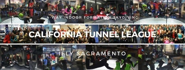 CATL IFLY Sacramento November 2019 World Tunnel League Meet