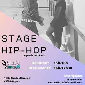 STAGE HIP HOP  New Style