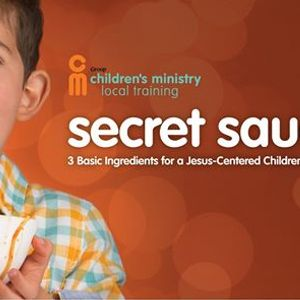 Childrens Ministry Local Training - Rochester NY