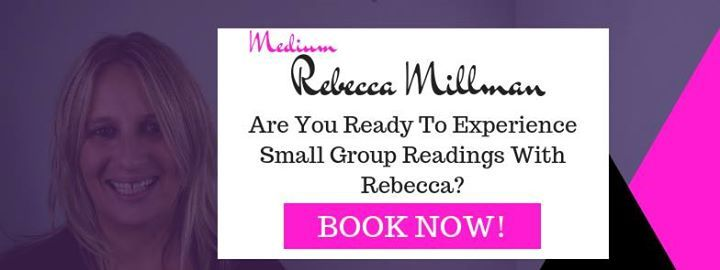 Small Group Readings with Medium Rebecca Millman