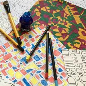 Creative Workshop Pattern Design with artist Bonnie Craig