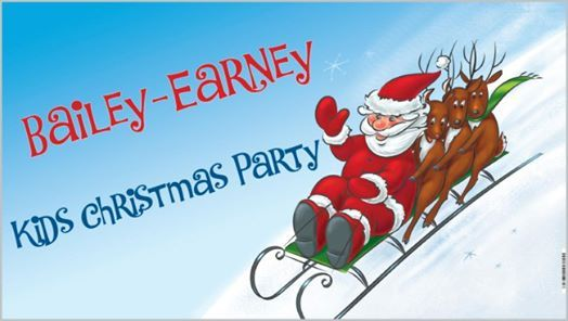 13th Annual Bailey Earney Kids Christmas Party