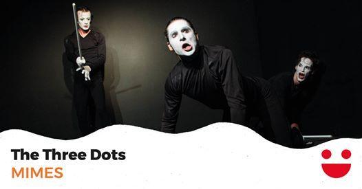 Mimes - The Three Dots al Teatro Murialdo