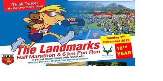 The Landmarks Half Marathon & 6km Fun Run